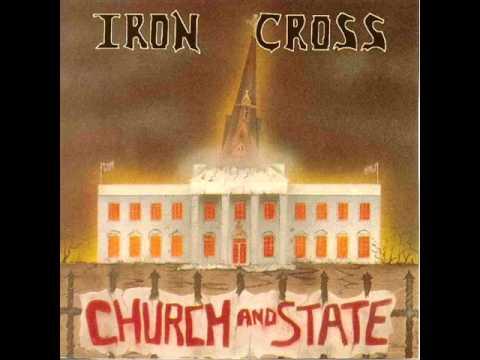 Iron Cross - Church and State 1987 (FULL ALBUM) [Thrash Metal]