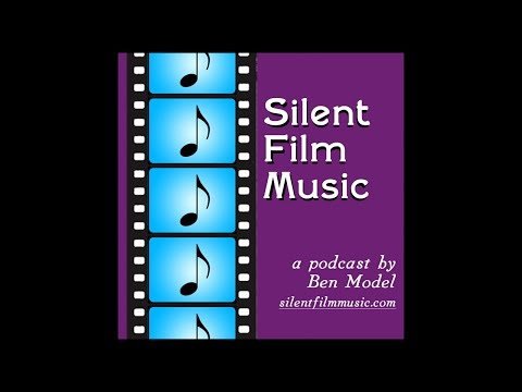 "Silent Film Music podcast/vlog - ""Cruel and Unusual Comedy"" silent films at MoMA Jan 2017"