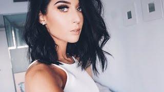 видео укладка коротких волос