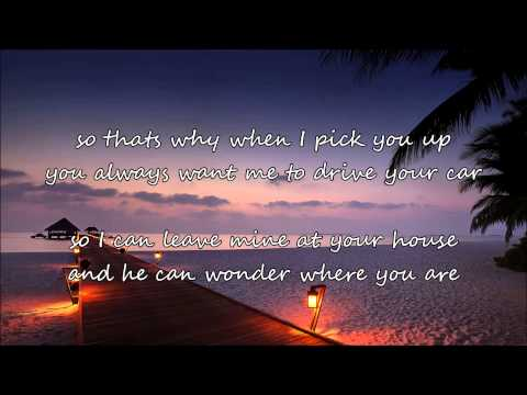Sam Hunt - Ex to See (with lyrics)