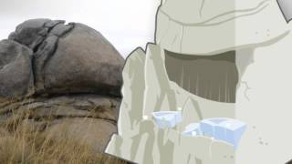 Érosion et cycle sédimentaire   Animation