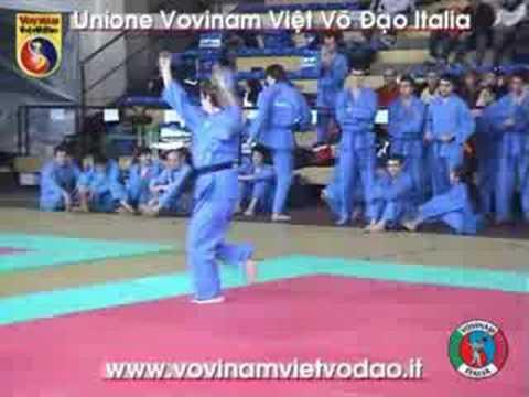 Vovinam - Long Ho Quyen - Chiara Cera