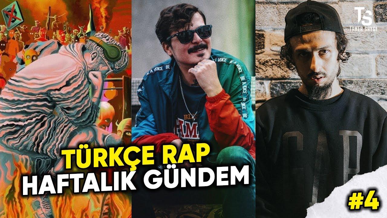 Şehinşah 666 Çıktı, No.1 İstanbul Trip'ten Ayrıldı, Fight Kulüp 2 Geldi de.. | Türkçe Rap Gündemi #4