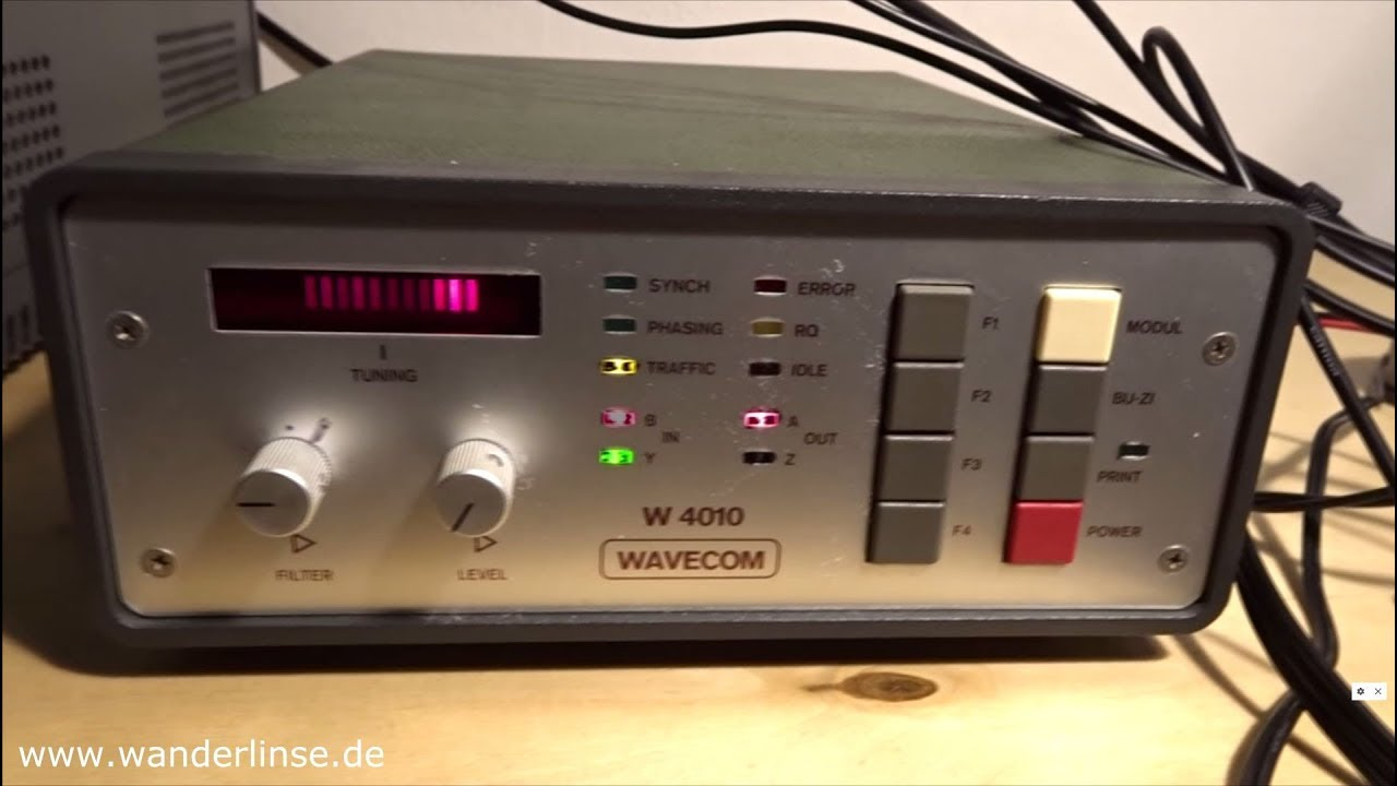 wavecom decoder