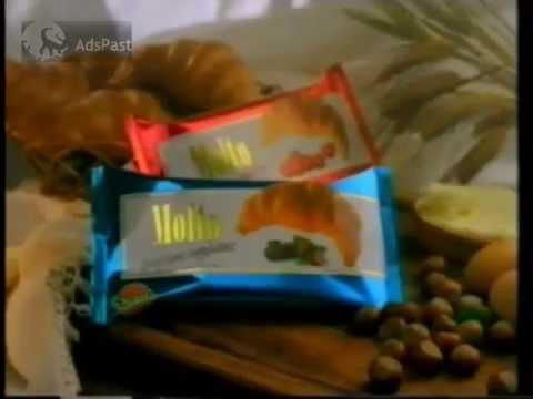 (1994) Διαφημιστικό / Croissant Molto