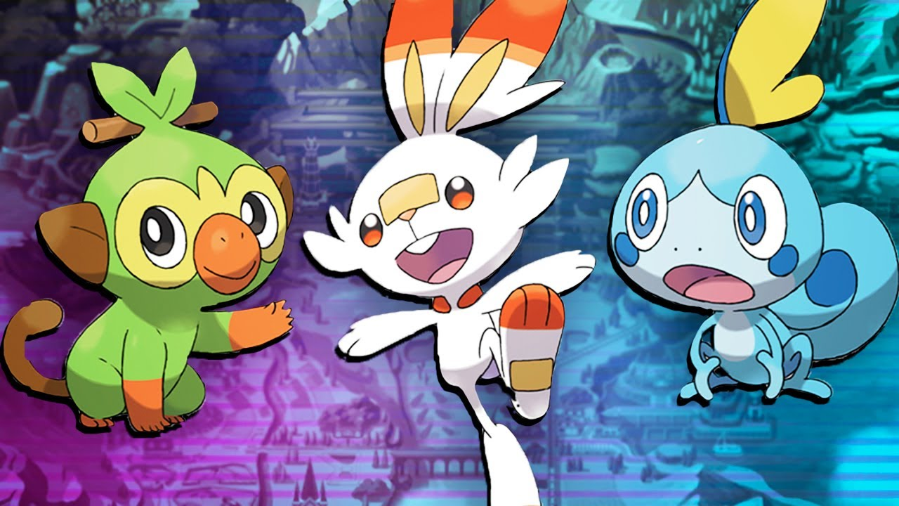 Pokemon Sword And Shield Trailer Impressions Secrets Starters And