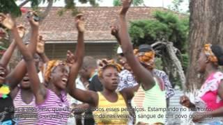 Narrativa audiovisual Santa Rita de Barreira. Município São Miguel do Guamá-PA.