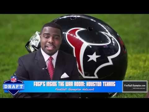 Football Gameplan's 2014 NFL Draft Special - Inside the War Room - Houston Texans