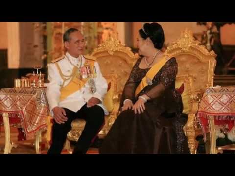 The royal palace of thailand & beautiful song