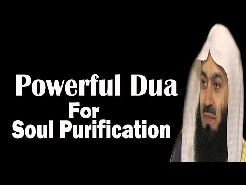 Powerful Dua To Purify Soul For The Path Of Deen | Mufti Menk
