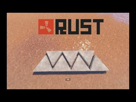 Rust Base Building - How To Make HoneyComb Even More Beefy ...