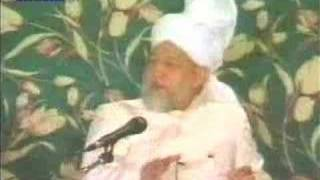 Islam - English Q/A session - May 1, 1994 - part 8 of 8