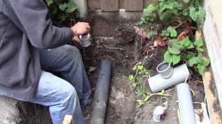 PVC Zadelklem Monteren | Doe het zelf