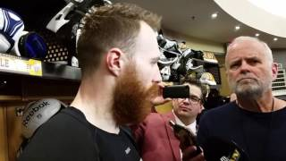 Penguins: Ian Cole on Game 7 heroes