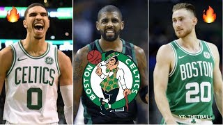 Previewing the Boston Celtics 2018-19 NBA Season & Predictions! | Kyrie Irving & Jayson Tatum Duo!