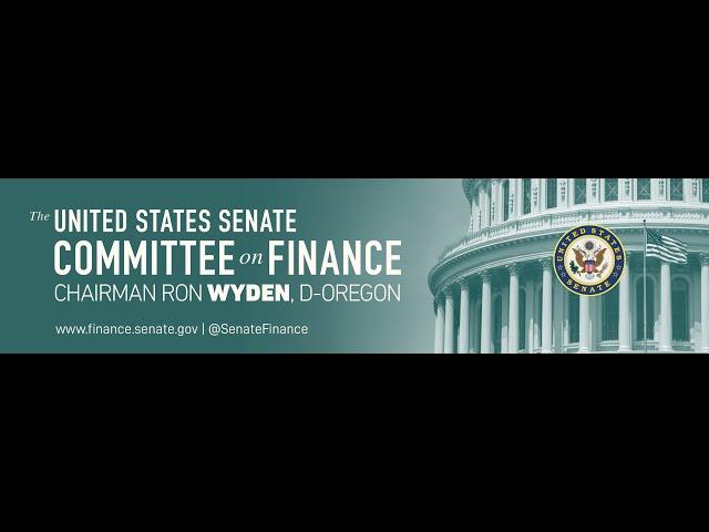 Senate Finance Committee Hearing on Nomination of Katherine Tai to be U.S. Trade Representative
