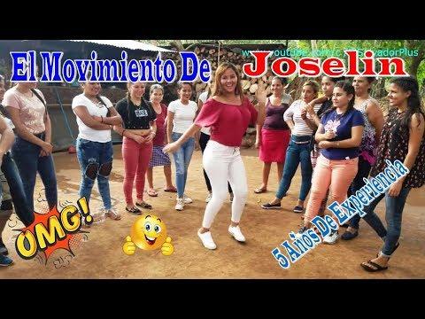 Miren Como Mueve Las Caderas Joselin - Convivió Con El Salvador Sv Parte 10 de 10