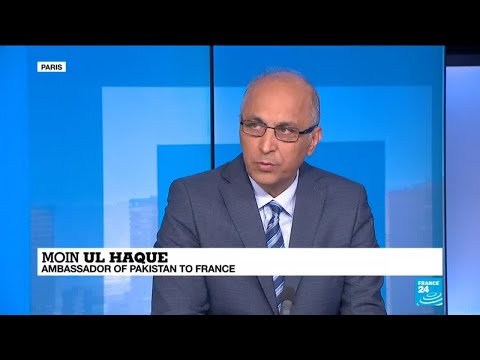 Pakistani ambassador to France: Pakistan's policy is not to escalate the situation