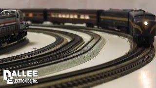 HiLine™ Model Train Sound Systems - Dallee Electronics