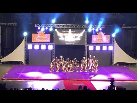 Elite Cheer Sensation All Stars Nobility 020716