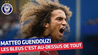 Quand Guendouzi rêvait d'équipe de France