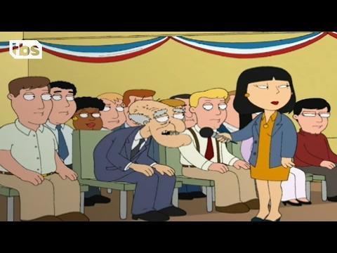 Mayoral Debate | Family Guy | TBS