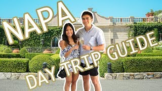 ONE DAY IN NAPA: Day Trip Guide to More Than Just Wineries (Best Food)