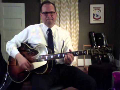 Ain't Misbehavin' - Chord Melody - 1932 Epiphone De Luxe
