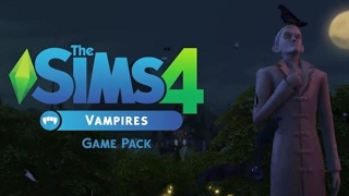 The Sims 4: How to become a Vampire