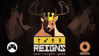 لعبة Reigns لتقمص أدوار مميزة على الهواتف والكومبيوتر