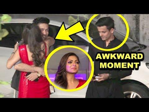 Drashti Dhami TIGHT HUG TO Nakuul Mehta Makes Drashti Husband AWKWARD
