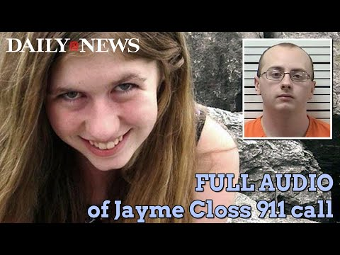 Kimberly and Beck - 911 Audio from Jayme Closs Released