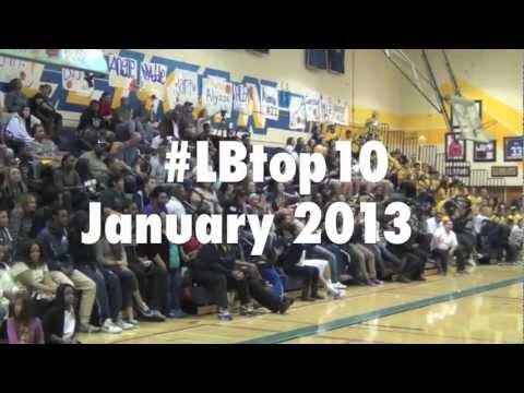 Long Beach Top 10 Plays, January 2013