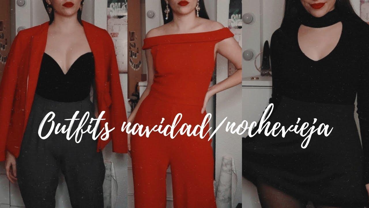 Navidadnochevieja5 Partecuellos Looks Cintigar Outfits By xBdCeroW