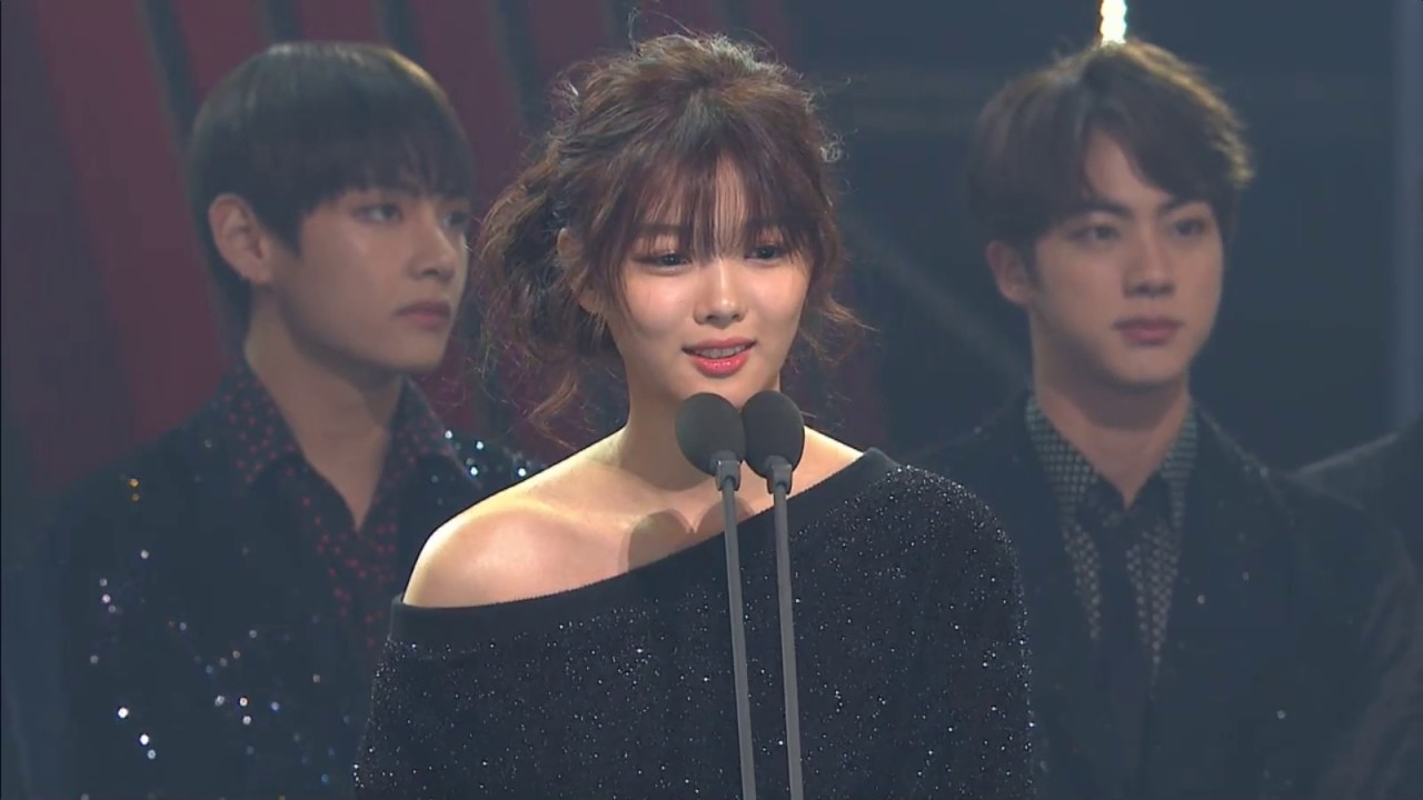 Download 161116 방탄소년단 (BTS) AAA  BEST ICON @ASIA ARTIST AWARDS