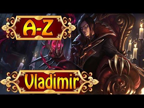 VLADIMIR, Der blutrote Schnitter - League of Legends A-Z