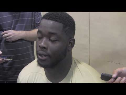Noles247 Timmy Jernigan Maryland Post Game