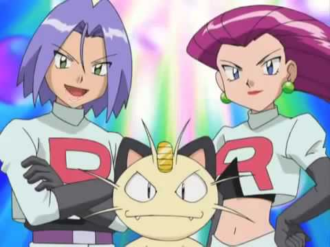 Image result for Team Rocket