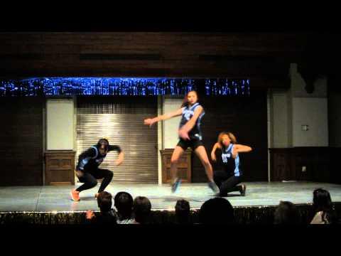 Rhodes Cabaret 2013 3Muses (A.S.I.A Dance Crew)