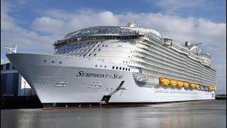 世界最大豪華遊輪《海洋交響號》已正式營運