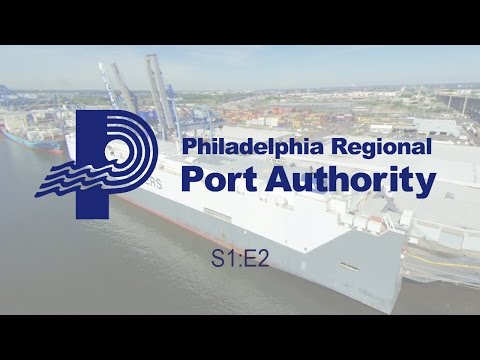 (S1:E2) Port Philadelphia, A Revolutionary View ― Ro/Ro