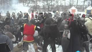 Seljačka buna 1573 - Bitka kod Stubice 2012, POGUBLJENJE MATIJE GUBCA