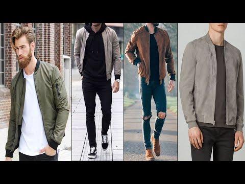 bomber-jacket- -bomber-jacket-men- -how-to-style-a-bomber-jacket- -bomber-jacket-outfit