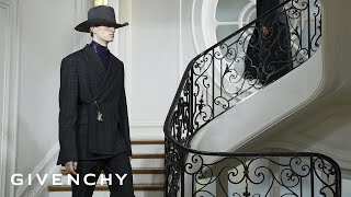 Givenchy Fall Winter 2020 Men's Show