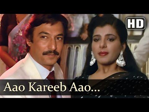 Aao Kareeb Aao  Suresh Oberoi  Anita Raj  Mazloom  Bollywood Hit   Laxmikant Pyarelal