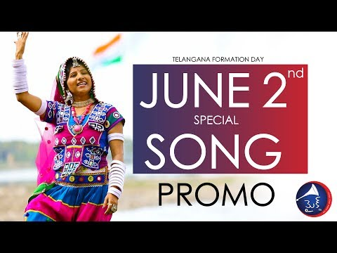 Telangana Formation Day Song Promo | Mic Tv