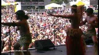 TE VAKA - PATE PATE (Live at the St Galen Festival)