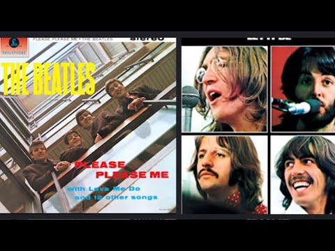 The Beatles  Music Evolution 1962  1970