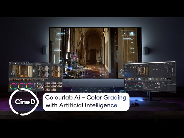 Colourlab Ai – Color Grading with Artificial Intelligence