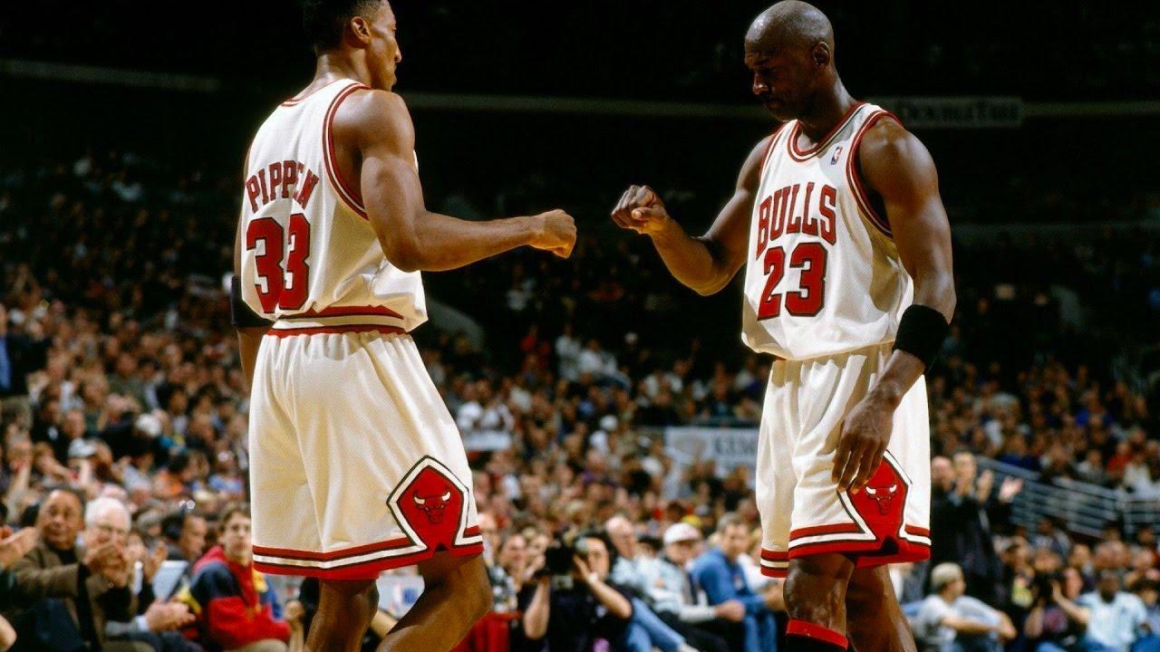 皮本:不開玩笑,我和喬丹2V2對抗Kobe詹姆斯,如果不贏50分算我們輸!-黑特籃球-NBA新聞影音圖片分享社區